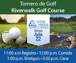 Torneo de Golf Otay Messa Chamber of Comerce