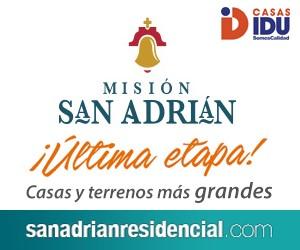 Casas IDU Mision San Adrian