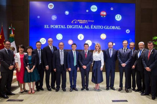 Alibaba capacitará a Pymes mexicanas.