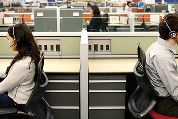 Call centers generan más de 20 mil empleos.