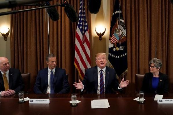 Sin TLCAN, la IED de EU no llegará a México: Trump.