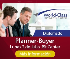 World Class:Diplomado Planner Buyer