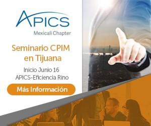 APICS Mxli:Curso APICS I