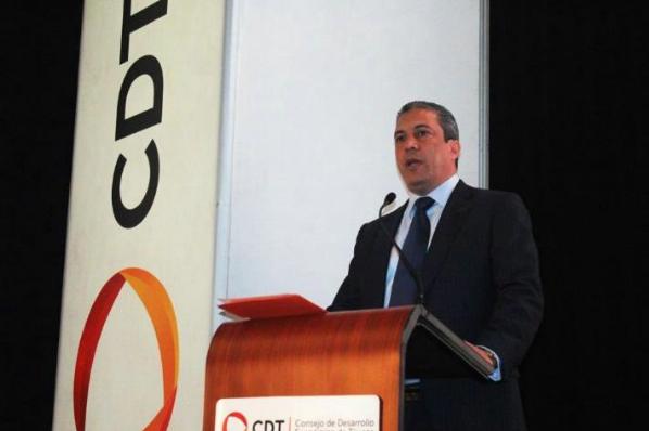 Dará continuidad a proyectos nuevo Consejo del CDT.