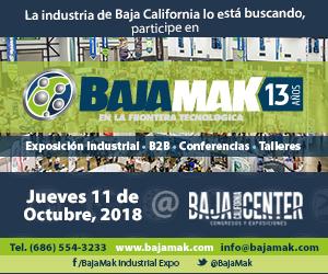 BajaMak: Expo Ind.