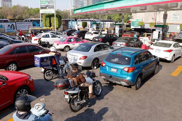 México ya se encuentra en crisis por desabasto de gasolina: COPARMEX.
