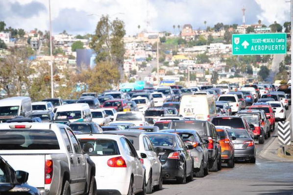 Realizará Estado padrón de autos irregulares en BC