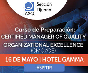 ASQ: Certified Manager of Quality