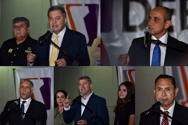 Realizará Coparmex debate entre los candidatos a la gubernatura.