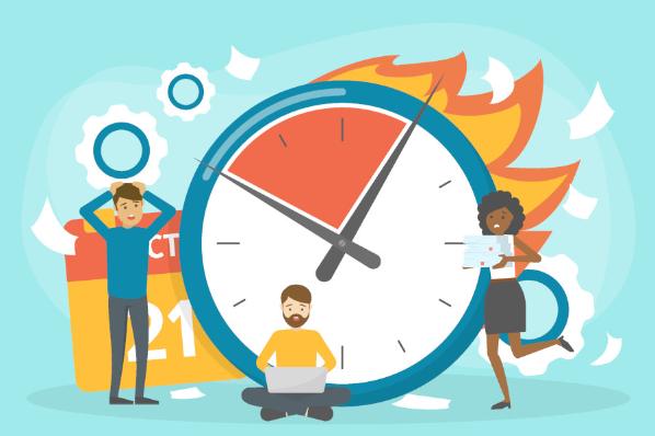 ¿Cambiarías tu hora de comida para salir más temprano? Por ley, podría ser posible